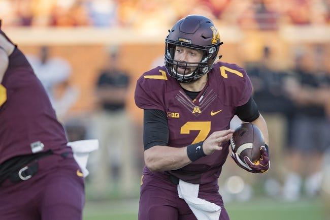Minnesota vs. Northwestern - 11/19/16 College Football Pick, Odds, and Prediction