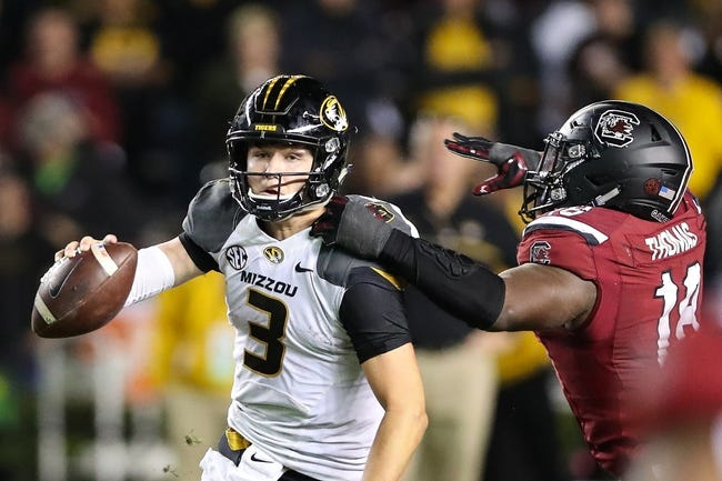 CFB | Vanderbilt Commodores (4-5) at Missouri Tigers (2-7)