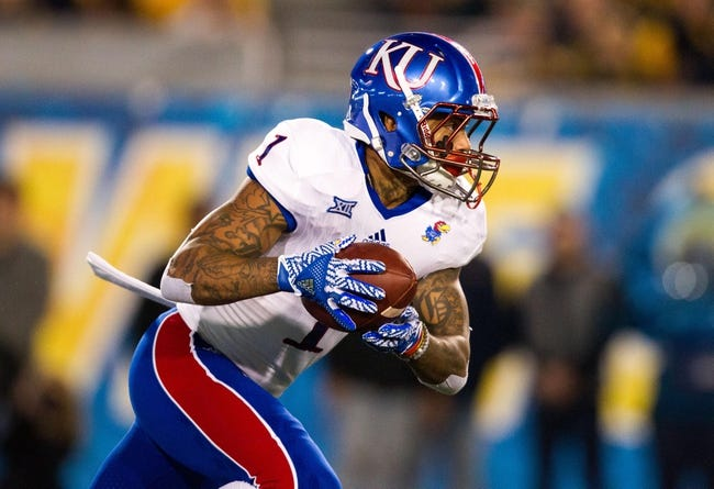 Kansas vs. Texas - 11/19/16 College Football Pick, Odds, and Prediction