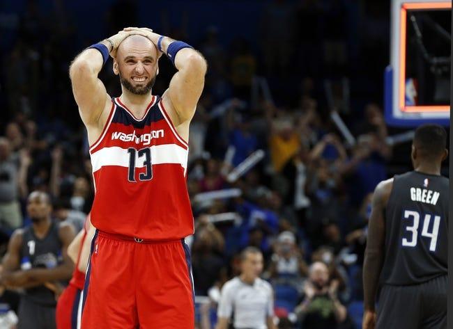 Orlando Magic vs. Washington Wizards - 11/25/16 NBA Pick, Odds, and Prediction
