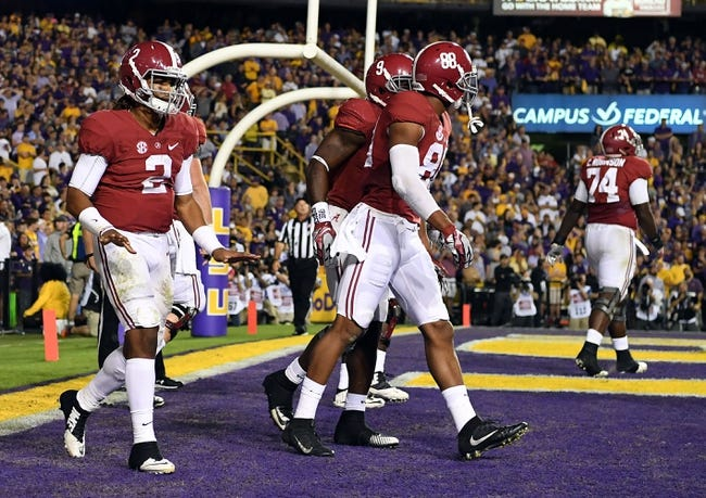 CFB | Mississippi State Bulldogs (4-5) at Alabama Crimson Tide (9-0)