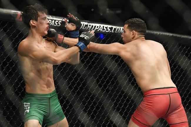 Alex Caceres vs Martin Bravo UFC Pick, Preview, Odds, Prediction - 7/6/18