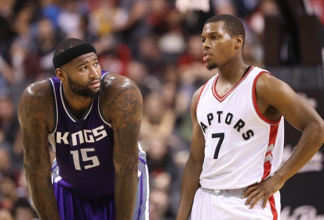 Sacramento Kings vs. Toronto Raptors - 11/20/16 NBA Pick, Odds, and Prediction