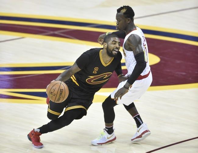 Cavaliers break 3-point regular-season record, Spurs beat Pelicans in overtime