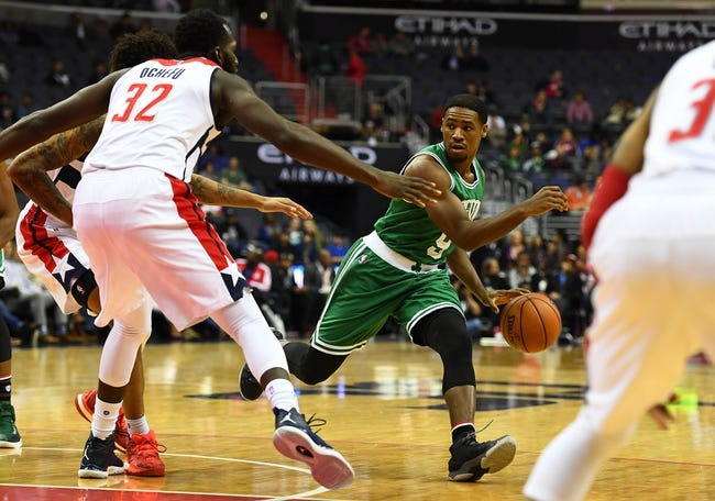 Boston Celtics vs. Washington Wizards - 1/11/17 NBA Pick, Odds, and Prediction