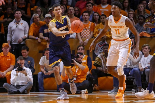 East Tennessee State vs. Chattanooga - 2/3/18 College Basketball Pick, Odds, and Prediction