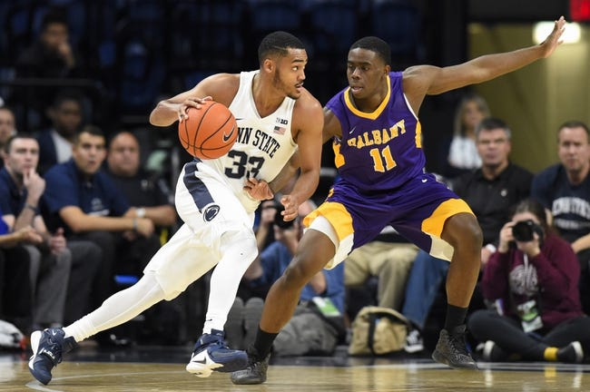 Penn State Nittany Lions vs. Colgate Red Raiders - 11/23/16 College Basketball Pick, Odds, and Prediction