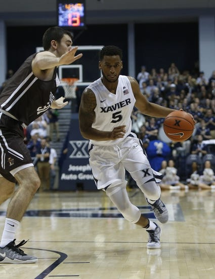 Xavier Musketeers vs. Buffalo Bulls - 11/14/16 College Basketball Pick, Odds, and Prediction