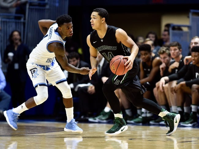 Dartmouth Big Green vs. Marist Red Foxes - 11/26/16 College Basketball Pick, Odds, and Prediction