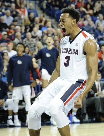 Gonzaga Bulldogs vs. San Diego State Aztecs - 11/15/16 College Basketball Pick, Odds, and Prediction