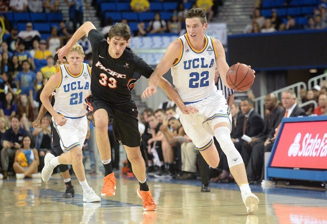 UCLA Bruins vs. Cal State-Northridge Matadors - 11/13/16 College Basketball Pick, Odds, and Prediction
