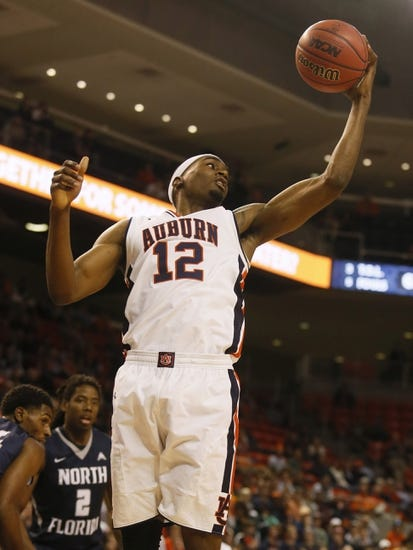 Auburn Tigers vs. Georgia State Panthers - 11/14/16 College Basketball Pick, Odds, and Prediction