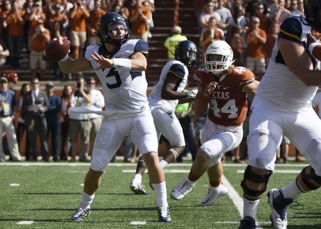 Oklahoma Sooners at West Virginia Mountaineers- 11/19/16 College Football Pick, Odds, and Prediction