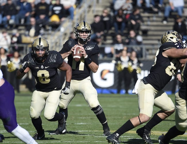Purdue vs. Wisconsin - 11/19/16 College Football Pick, Odds, and Prediction