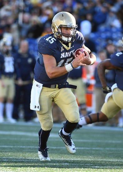 CFB | Navy Midshipmen (7-2) at East Carolina Pirates (3-7)