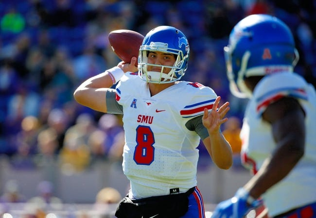 SMU vs. USF - 11/19/16 College Football Pick, Odds, and Prediction