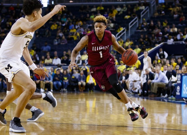 IUPUI vs. Southern Illinois-Edwardsville - 12/6/17 College Basketball Pick, Odds, and Prediction