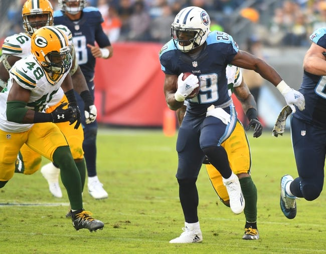Tennessee Titans at Indianapolis Colts - 11/20/16 NFL Pick, Odds, and Prediction