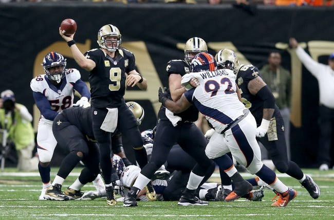 New Orleans Saints vs. Los Angeles Rams - 11/27/16 NFL Pick, Odds, and Prediction