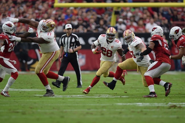 San Francisco 49ers vs. New England Patriots - 11/20/16 NFL Pick, Odds, and Prediction