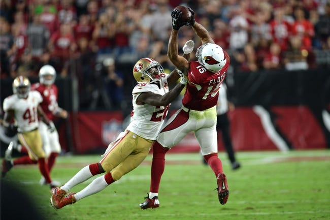 Arizona Cardinals vs. San Francisco 49ers - 10/1/17 NFL Pick, Odds, and Prediction