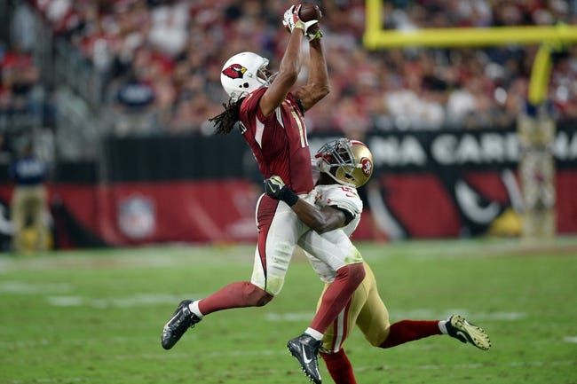 San Francisco 49ers at Arizona Cardinals - 10/1/17 NFL Pick, Odds, and Prediction