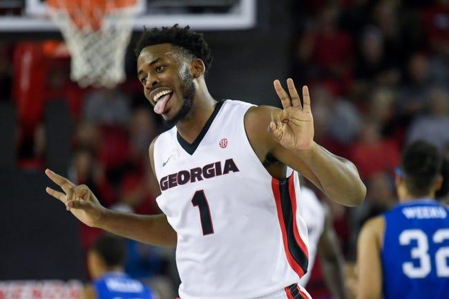Georgia vs. George Washington - 11/21/16 College Basketball Pick, Odds, and Prediction