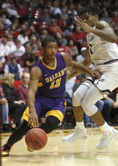 Albany Great Danes vs. Grand Canyon Antelopes - 11/19/16 College Basketball Pick, Odds, and Prediction