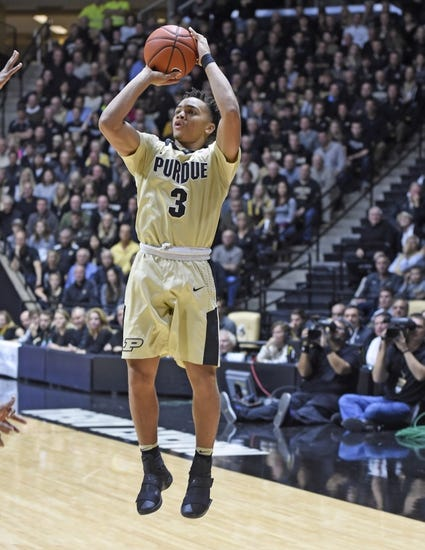 Purdue Boilermakers vs. Georgia State Panthers - 11/18/16 College Basketball Pick, Odds, and Prediction