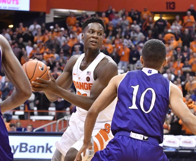 Syracuse vs. Monmouth - 11/18/16 College Basketball Pick, Odds, and Prediction