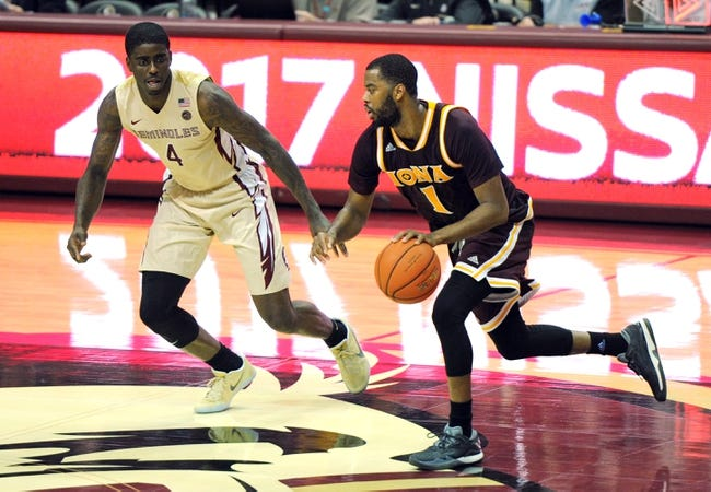 Saint Peter's vs. Iona - 12/2/16 College Basketball Pick, Odds, and Prediction