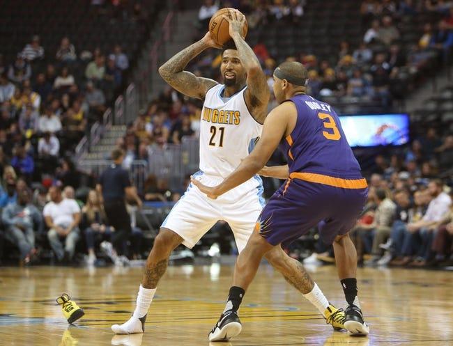Phoenix Suns vs. Denver Nuggets - 11/27/16 NBA Pick, Odds, and Prediction