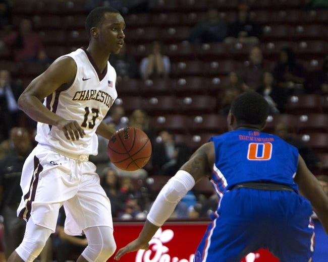 College of Charleston vs. UCF - 11/18/16 College Basketball Pick, Odds, and Prediction