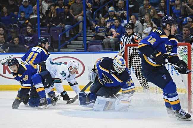 St. Louis Blues vs. Dallas Stars - 11/28/16 NHL Pick, Odds, and Prediction