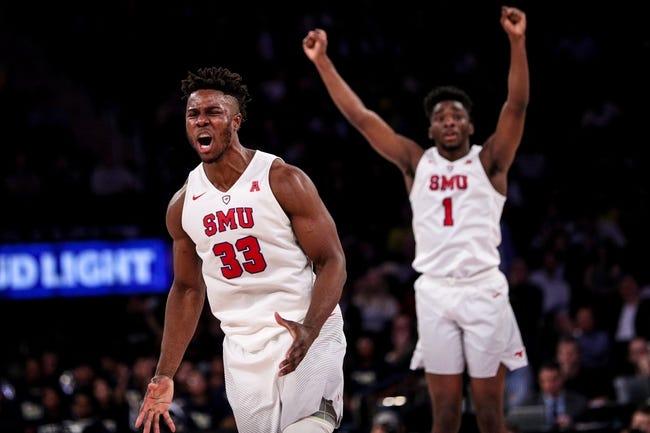 SMU vs. Michigan - 11/18/16 College Basketball Pick, Odds, and Prediction