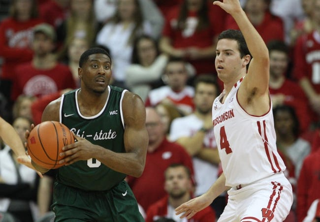 Wisconsin vs. Chicago State - 12/27/17 College Basketball Pick, Odds, and Prediction
