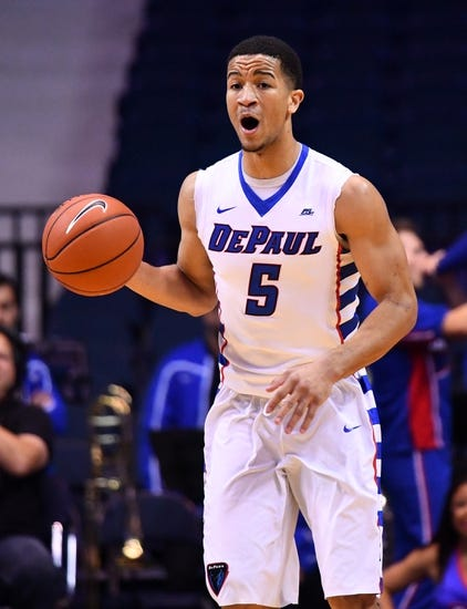 DePaul Blue Demons vs. Missouri State Bears - 11/23/16 College Basketball Pick, Odds, and Prediction