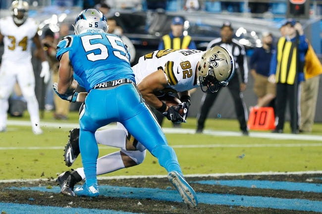 NFL | New Orleans Saints (0-2) at Carolina Panthers (2-0)