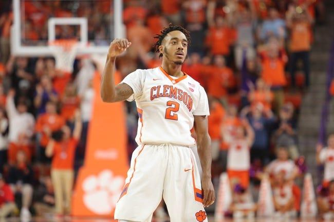 Clemson Tigers vs. Nebraska Cornhuskers - 11/30/16 College Basketball Pick, Odds, and Prediction
