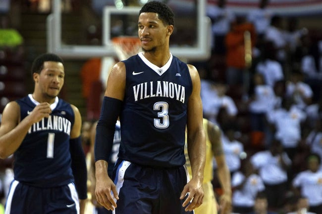 Central Florida Knights vs. Villanova Wildcats - 11/20/16 College Basketball Pick, Odds, and Prediction