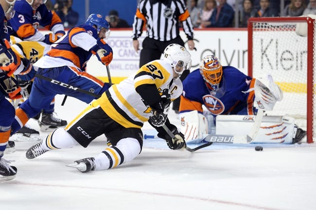 New York Islanders vs. Pittsburgh Penguins - 11/30/16 NHL Pick, Odds, and Prediction