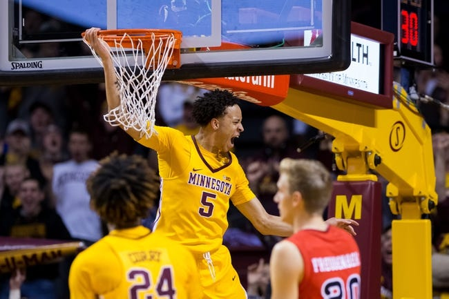 Minnesota Golden Gophers vs. Southern Illinois Salukis - 11/25/16 College Basketball Pick, Odds, and Prediction