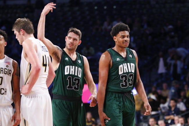 Loyola Marymount vs. Ohio - 11/18/18 College Basketball Pick, Odds, and Prediction