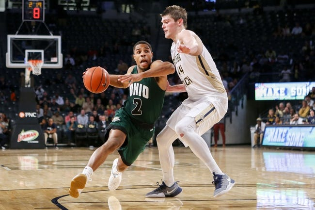 Ohio vs. Ball State - 1/9/18 College Basketball Pick, Odds, and Prediction