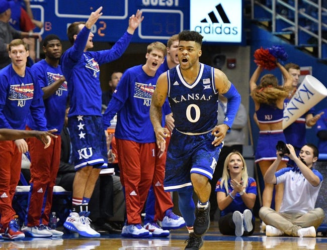 Kansas vs. Long Beach State - 11/29/16 College Basketball Pick, Odds, and Prediction