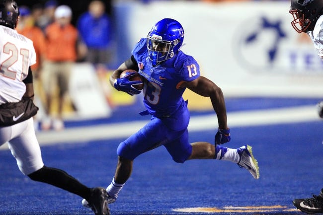Air Force vs. Boise State - 11/25/16 College Football Pick, Odds, and Prediction