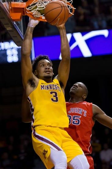Minnesota Golden Gophers vs. Arkansas Razorbacks - 11/22/16 College Basketball Pick, Odds, and Prediction