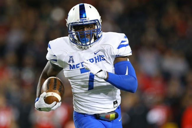 Memphis vs. Mercer - 9/1/18 College Football Pick, Odds, and Prediction