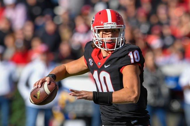 TCU vs. Georgia: Liberty Bowl - 12/30/16 College Football Pick, Odds, and Prediction