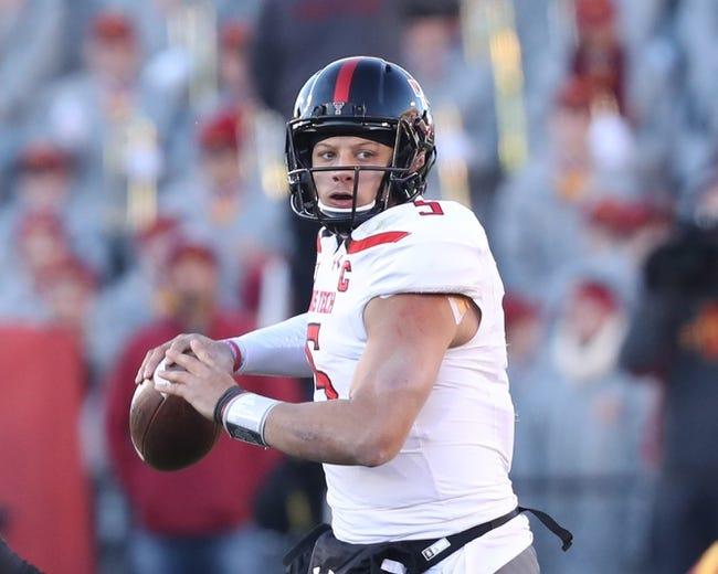 Texas Tech vs. Baylor - 11/25/16 College Football Pick, Odds, and Prediction